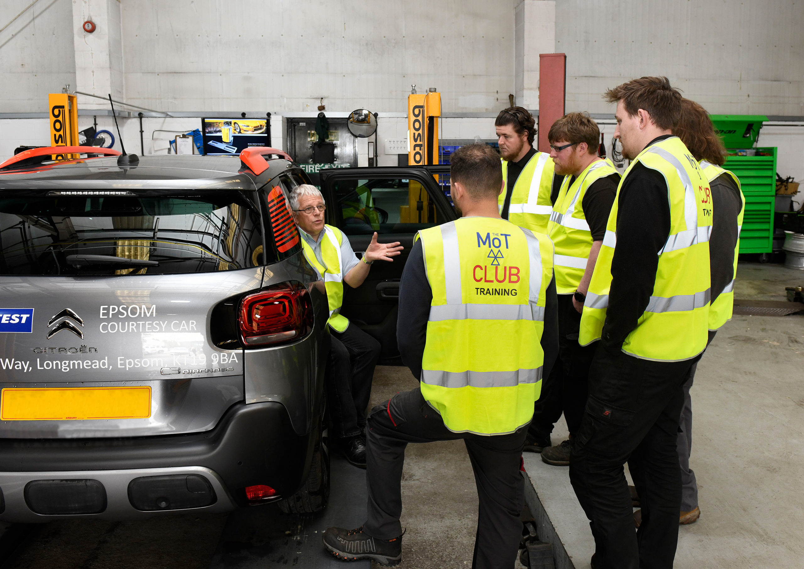 MOT Training UK Level 2